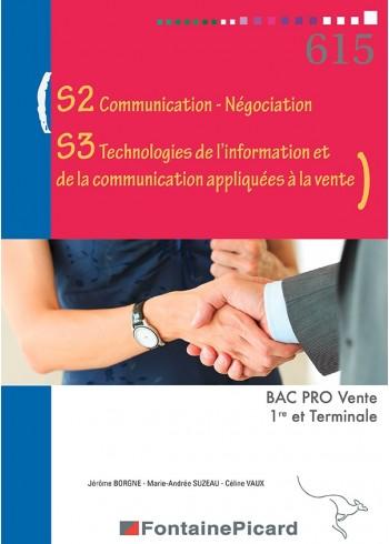 S2 - Communication - Négociation / S3 - Technologies de l'information et de la communication appliquées à la vente