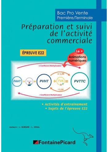 Préparation et suivi de l'AC - Épreuve E22