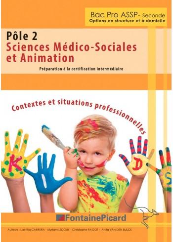 Pôle 2 - Sciences Médico-Sociales et Animation
