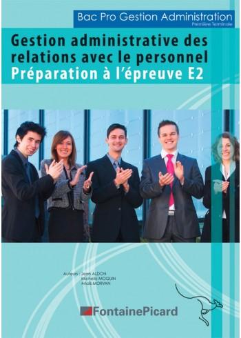 Gestion administrative des relations avec le personnel