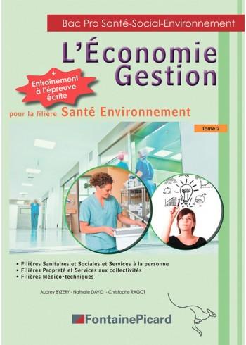L'Économie-Gestion pour la filière Santé Environnement
