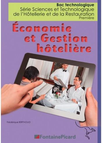 Économie et Gestion Hôtelière