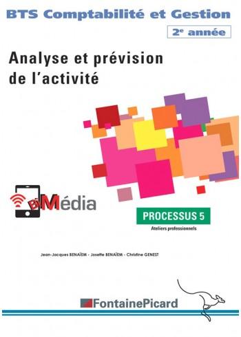 Processus 5 - Analyse et prévision de l'activité