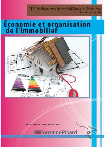 Économie et organisation de l'immobilier