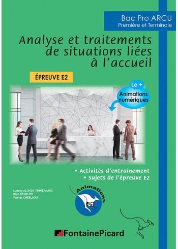Analyse et traitements de situations liées à l'accueil - Epreuve E2