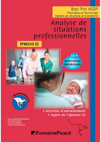 Analyse de situations professionnelles - Epreuve E2