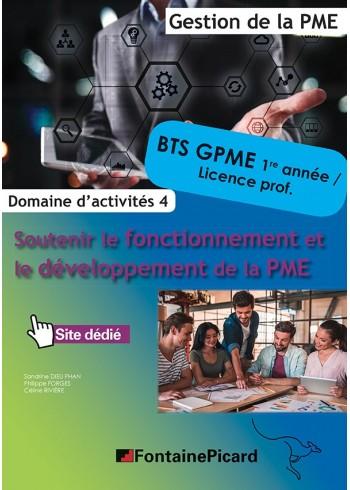 Soutenir le fonctionnement et le développement de la PME
