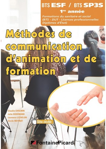 Méthodes de communication, d'animation et de formation