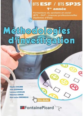 Méthodologie d'investigation