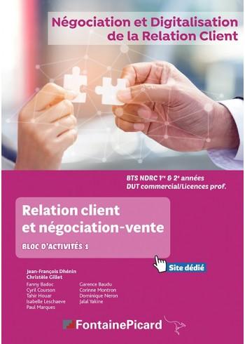 Relation client et négociation-vente