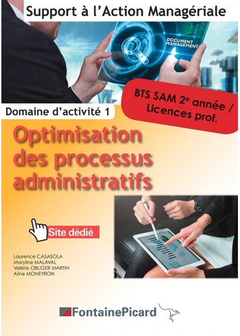Optimisation des processus administratifs