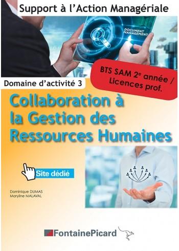 Collaboration à la gestion des ressources humaines