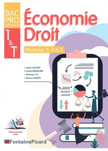 Économie Droit - Modules 3, 4 & 5