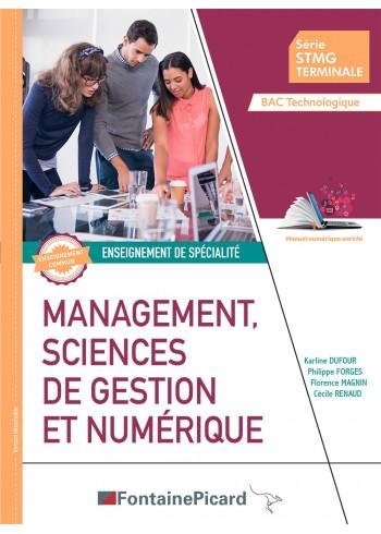 Management, Sciences de Gestion et numérique - Version détachable
