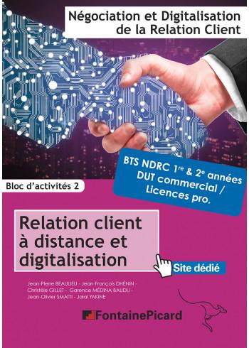 Relation client à distance et digitalisation