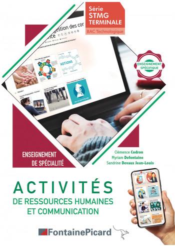 Activités de ressources humaines et communication