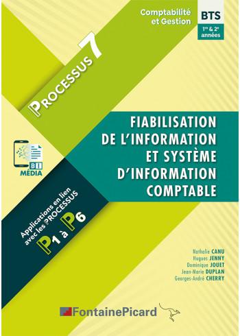 Processus 7 - Fiabilisation de l'information et système d'information comptable (SIC)