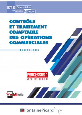 Processus 1 - Contrôle et traitement comptable des opérations commerciales